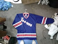 blue and red Adidas jersey Edmonton, T6V 1L3