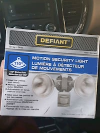 Motion security light North Vancouver, V7L 2T8