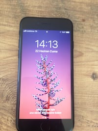 İphone 7 Jet black 128 gb Yüksekova, 30300