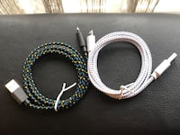 iPhone cables  Kitchener, N2N 3L2