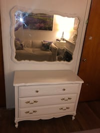 Free Delivery French Country Dresser & Mirror  West Babylon, 11704