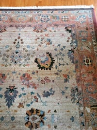 2 Matching Rugs, excellent condition, 11x8 and 8x8 Alexandria, 22310