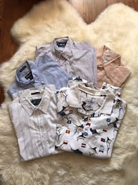 Men's dress shirts Markham, L3P 1W2