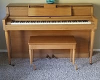 Wurlitzer upright piano Visalia