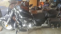 black and gray touring motorcycle Somerset, 42501