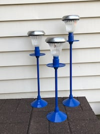Outdoor Solar Table Lights
