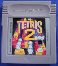 Tetris 2 gameboy and gameboy advance game or best offer Hamilton