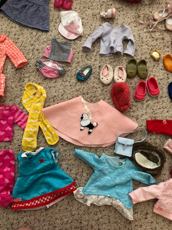 American Girl and My Generation clothes plus lots MORE!! 79f9917a-0988-4357-be9d-584fd2bcd84b