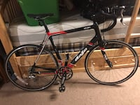 black and red road bike Simpsonville, 29680