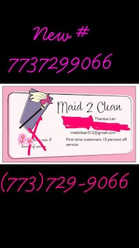 House cleaning Chicago, 60636