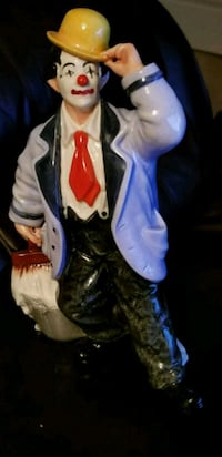 Royal Doulton Clown Figurine  Woodbridge, 22191