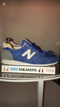 New balance men 7.5us $20 Montreal, H3X 2T4