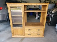 Oak Entertainment Center Thurmont