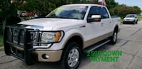 Ford - F-150 - 2011 LXT LARIAT with 2500 of down p San Antonio