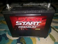 Car battery - Super Star Premium only used 1 month Brainerd, 56401