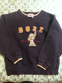 Vintage buzz lightyear sweater sz med Sheridan, 97378