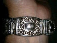 Bracelet - Silver Plated Manchester, 03103