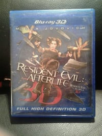 Resident Evil AfterLife 3D Winnipeg, R3E 1W3