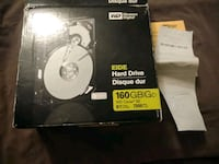New EIDE HARD DRIVE DISQUE DUR 160 GB  West Valley City