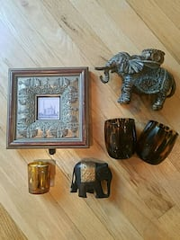Group of home decor items Alexandria, 22305