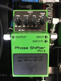 Boss PH3 Phaser Pedal  La Mesa, 91942