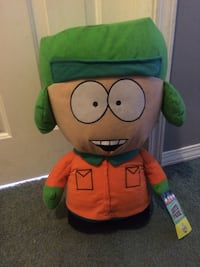 South Park character plush toy 3734 km