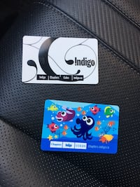 Chapters Indigo Coles Gift Card 10% off Burnaby, V5G 1K9