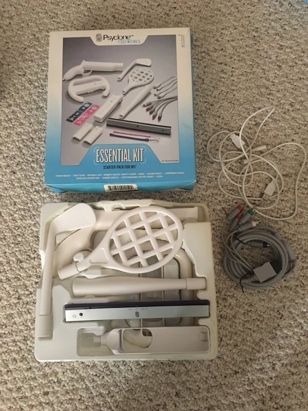 Nintendo Wii bundle 4