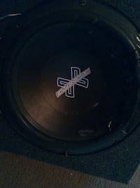 Crossfire 750 rms (2) 12 in subs