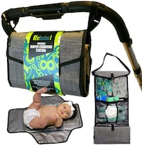 Baby Diapering Station - Changing Pad