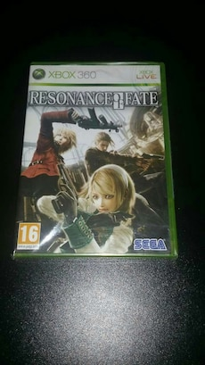 Resonance of fate 360