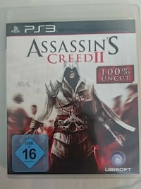 Assassin's Creed 3 PS3 Spiel Fall