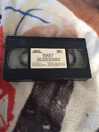 VHS Tape 1997 The Year In Sports Baltimore, 21222