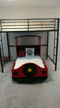 Loft Bunk Bed and Train Bed Barrie, L4M 6P3