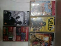six assorted PS3 game cases Avondale, 85323