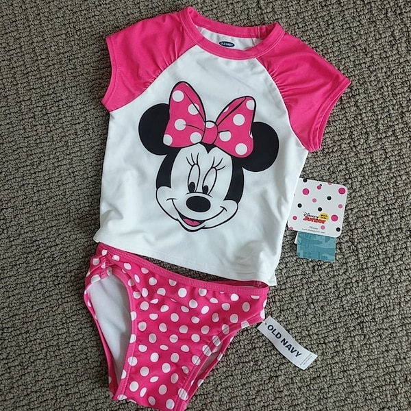 2fea34179f4b2 Used New Minnie Mouse Swimsuit 2T for sale in Chicago - letgo