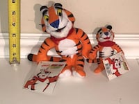 Kellogg's Tony the Tiger Plush  Port Saint Lucie, 34953