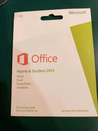 Microsoft Office Home & Student 2013 Levittown