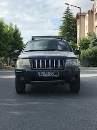 2005 Jeep Grand Cherokee 2.7 CRD LIMITED
