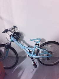 Bicycle for children/kids in mint color Toronto, M2P