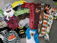 Boys 12 and 18 month clothes lot Kent, 44240