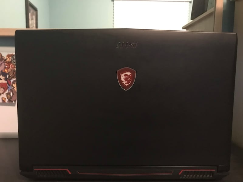 MSI Gaming Laptop*PRICE NEGOTIABLE* bf4b7abf-8aab-4ad3-8202-acca743c7837