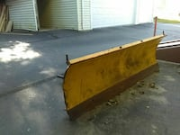 Meyer 6.5 ft plow blade only