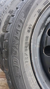 Winter tire 175/65 R15