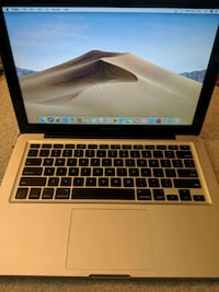 "MacBook Pro 13"" Mid-2012 2.9GHz Intel Cori7 16GB  Fairfax, 22033"