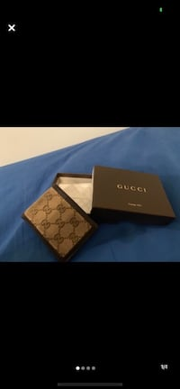 Authentic Gucci wallet!