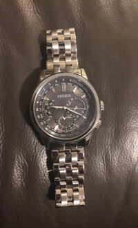 Male Citizen Eco Drive watch Langley, V2Y 0K7
