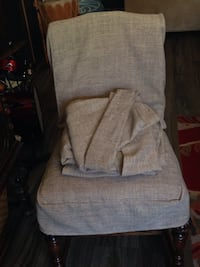 5 Burlap chair covers Edmond, 73034