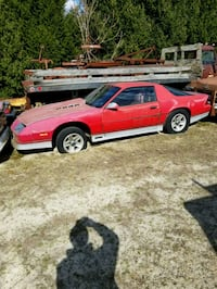 Chevrolet Z-28- Camaro - 1986 Plumsted Township, 08533