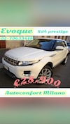 Bianco Land Rover Range Rover